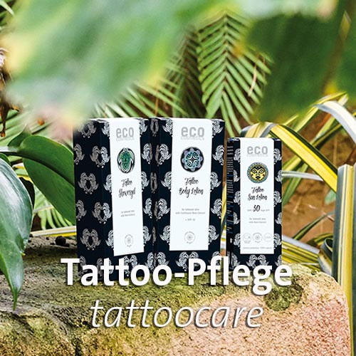 Tattoopflege